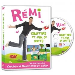 DVD Rémi - Jeux de doigts
