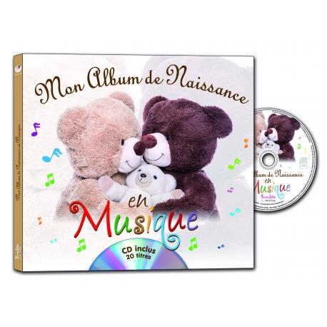 Mon Album de naissance en musique