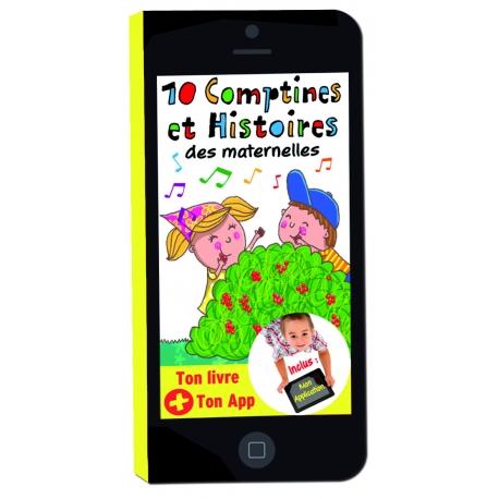 10 Comptines et histoires pour les maternelles