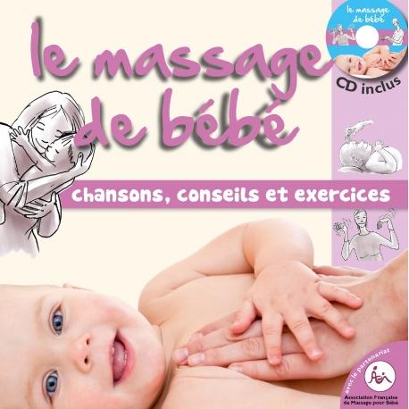 Le massage de bébé