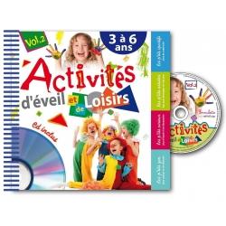 Activités d'éveil et de loisirs Vol.2