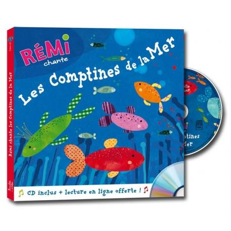 Rémi chante Les Comptines de la Mer